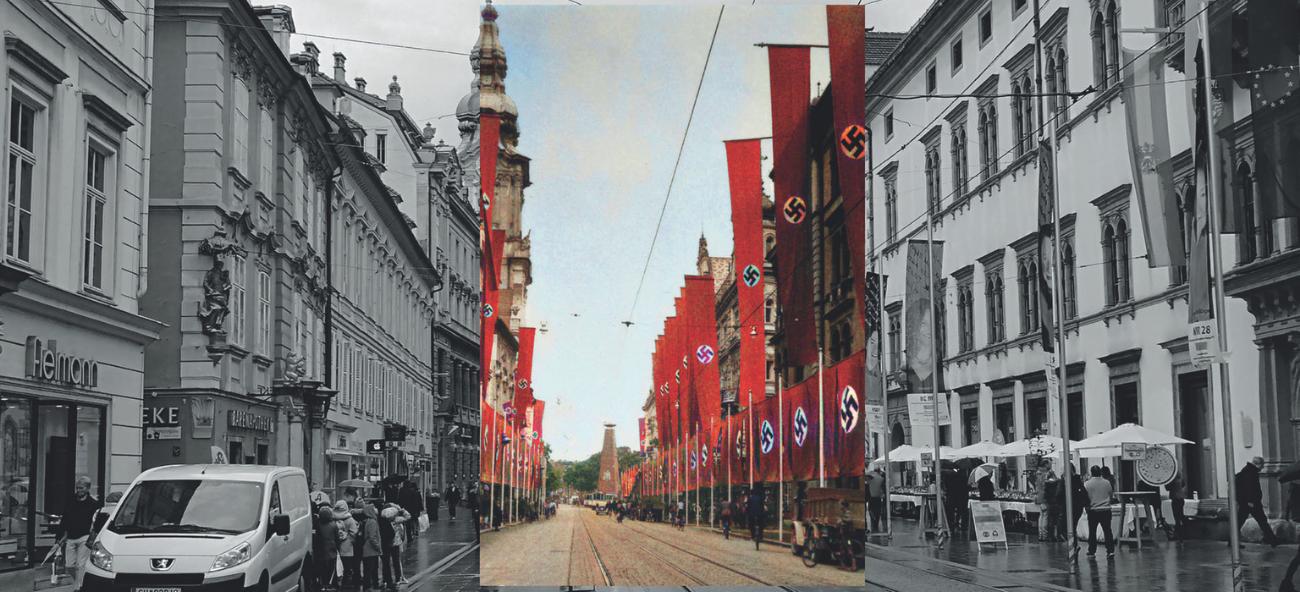 Graz im Zweiten Weltkrieg
