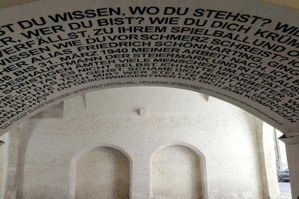 Mahnmal Grazer Burg