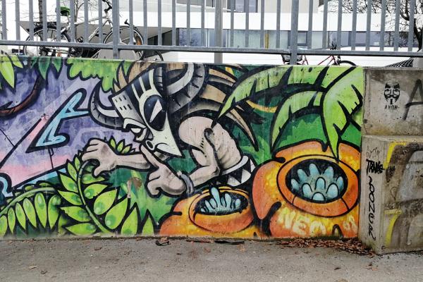 Neo Graffiti